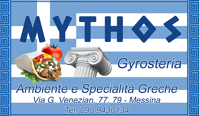 Mythos Food Messina sponsor 2